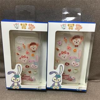 ダッフィー(ダッフィー)の日本未発売 ダッフィーフレンズ スマホケース セール中 在庫処分(iPhoneケース)