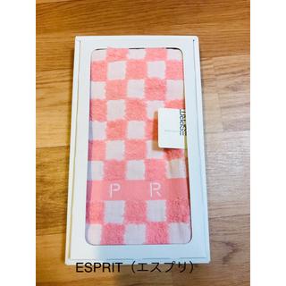 エスプリ(Esprit)の【新品】ESPRIT(エスプリ)のフェイスタオル(タオル/バス用品)