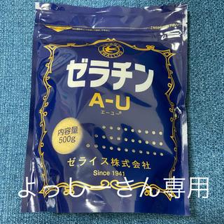粉末ゼラチン 500g(その他)