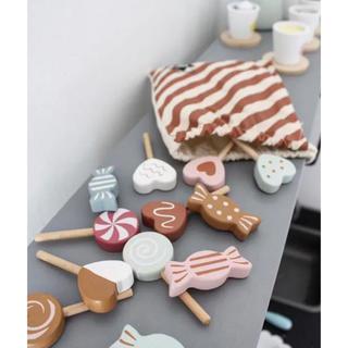 Bonpoint - 北欧 木製おもちゃ キャンディセット 新品