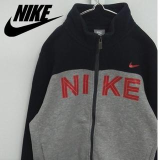 NIKE - 人気ナイキNIKE トラックジャケットアウターブルゾン 古着屋