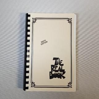 リアルブック THE REAL BOOK SIXTH EDITION(その他)