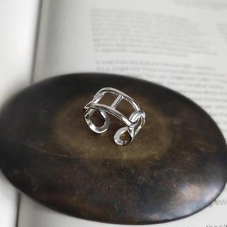ロンハーマン(Ron Herman)のN-021 chain design ring silver(リング(指輪))
