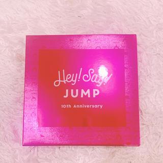 ヘイセイジャンプ(Hey! Say! JUMP)のHey!Say!JUMP 10周年記念品パスケース(男性アイドル)