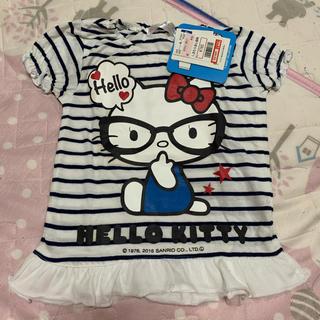 シマムラ(しまむら)のキティーちゃん半袖80(Tシャツ)
