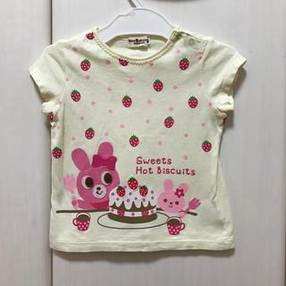 ホットビスケッツ(HOT BISCUITS)のミキハウス ホットビスケッツ  80(Tシャツ)
