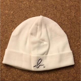 アニエスベー(agnes b.)のアニエスベー  アンファン 帽子 ベビーキャップ(帽子)
