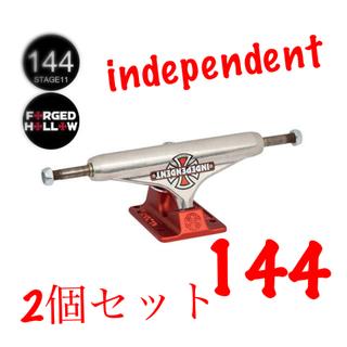 インディペンデント(INDEPENDENT)のindependentスケボートラック新品送料込みインディペンデント(スケートボード)