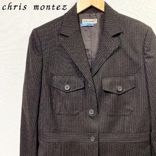 アンドリュークリスチャン(Andrew Christian)の【chris montez】クリスモンテス スーツ 上下 セットアップ ブラウン(スーツ)