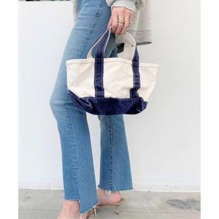 アパルトモンドゥーズィエムクラス(L'Appartement DEUXIEME CLASSE)の★アパルトモン L.L.Bean Canvas tote bag mini★(トートバッグ)