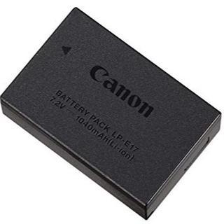 Canon - 新品 Canon LP-E17 純正バッテリー