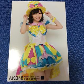 エスケーイーフォーティーエイト(SKE48)のSKE48 須田亜香里 リクエストアワー2014 生写真 AKB48(アイドルグッズ)