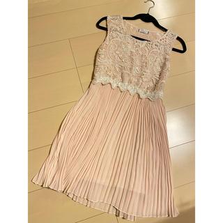 アナップラティーナ(ANAP Latina)の結婚式ドレス(ひざ丈ワンピース)