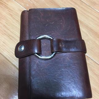 ラルフローレン(Ralph Lauren)のラルフローレンRalph Lauren財布レザーウォレット茶(折り財布)