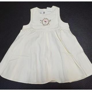ベビーディオール(baby Dior)の新品未使用 baby Dior ワンピース(ワンピース)