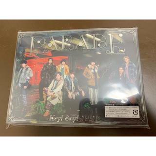 ヘイセイジャンプ(Hey! Say! JUMP)のPARADE(初回限定盤1)(ポップス/ロック(邦楽))