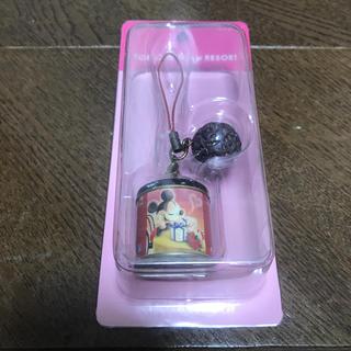 【新品未使用】ディズニー チョコクランチ ミニチュア ストラップ