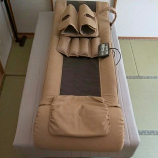 Panasonic - ★超美品★スリーミー2122   身体固定式全身治療.温熱治療機