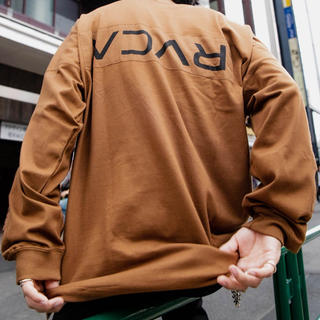 RVCA - RVCA ロンT 長袖 Tシャツ