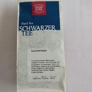デンメア サマードリーム フレーバードティー ウィーンの紅茶 リーフティ100g(茶)