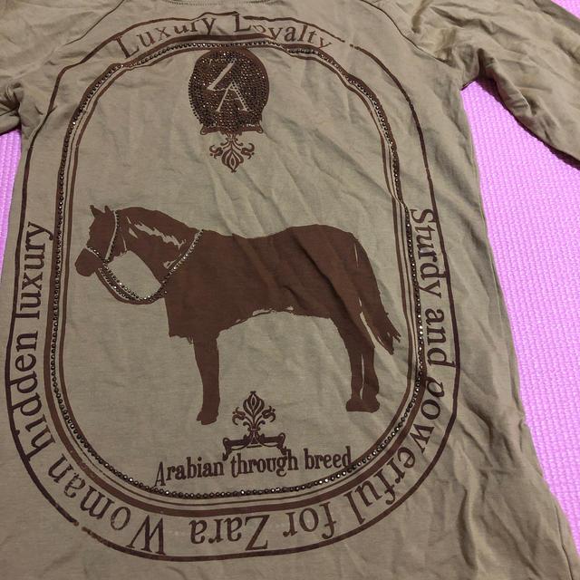 ZARA(ザラ)のZARA Tシャツ レディースのトップス(Tシャツ(半袖/袖なし))の商品写真