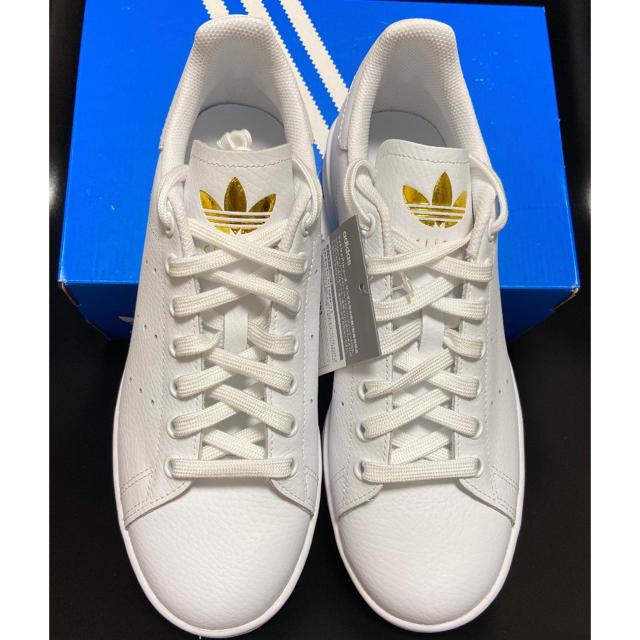 adidas(アディダス)の新品 adidas スタンスミス 70周年記念  25.0 メンズの靴/シューズ(スニーカー)の商品写真