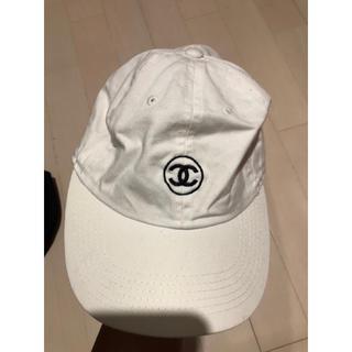 シャネル(CHANEL)のCHANEL 帽子(キャップ)