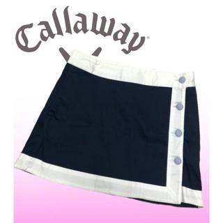 Callaway - 美品♡キャロウェイ DRYSPORT ゴルフスカート レディース  ゴルフウェア