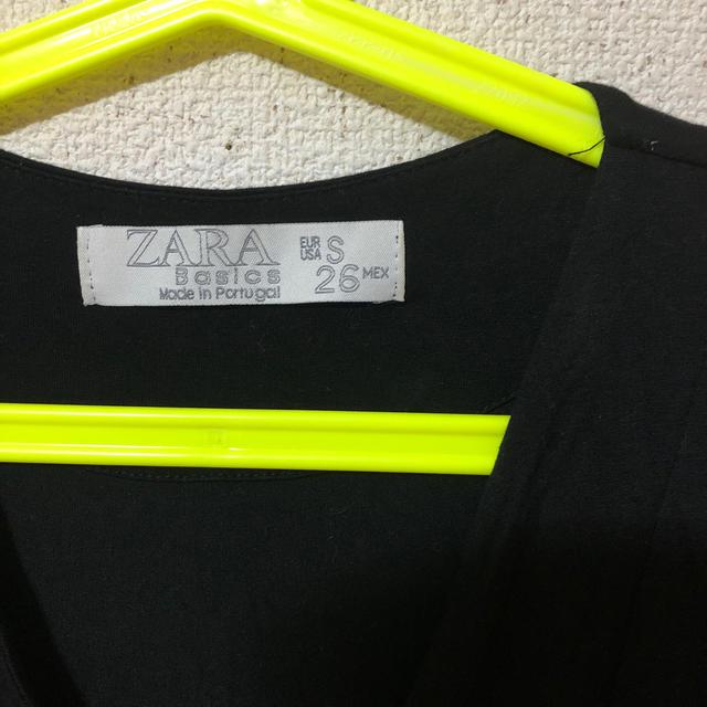 ZARA(ザラ)のZARA チュニックorワンピース レディースのワンピース(ひざ丈ワンピース)の商品写真