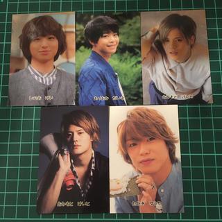 Hey!Say!JUMP 非公式カード(アイドルグッズ)