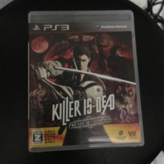 プレイステーション3(PlayStation3)のKILLER IS DEAD PREMIUM EDITION  ps3(家庭用ゲームソフト)