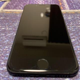 アップル(Apple)のiPhone 7 Jet Black 256 GB SIMフリー(スマートフォン本体)