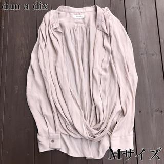 アナディス(d'un a' dix)のアナディス/カシュクールてろシャツ(シャツ/ブラウス(長袖/七分))