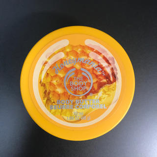 THE BODY SHOP - THE BODY SHOP ボディバター(ハニーマニア) ボディクリーム50ml