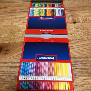 STAEDTLER 48色  水彩色鉛筆(色鉛筆)