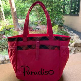 パラディーゾ(Paradiso)のParadiso パラディーゾ 可愛いバッグ 新品未使用(バッグ)