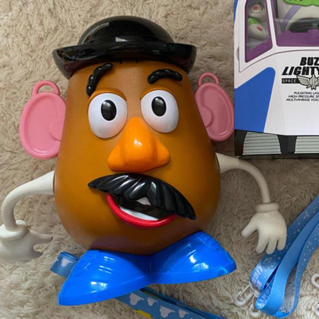 Disney(ディズニー)のディズニー ポップコーンバケット エンタメ/ホビーのおもちゃ/ぬいぐるみ(キャラクターグッズ)の商品写真