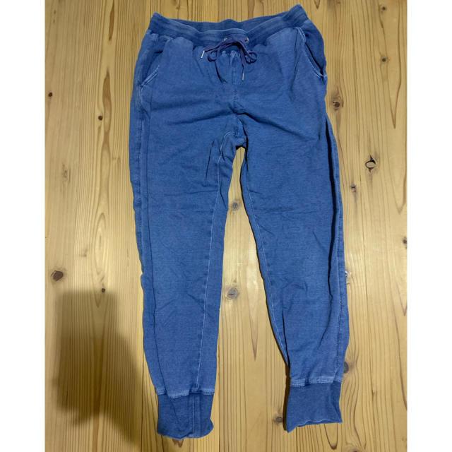 GU(ジーユー)のスウェットパンツ パンツ デニム ジーユー ユニクロ レディースのパンツ(カジュアルパンツ)の商品写真