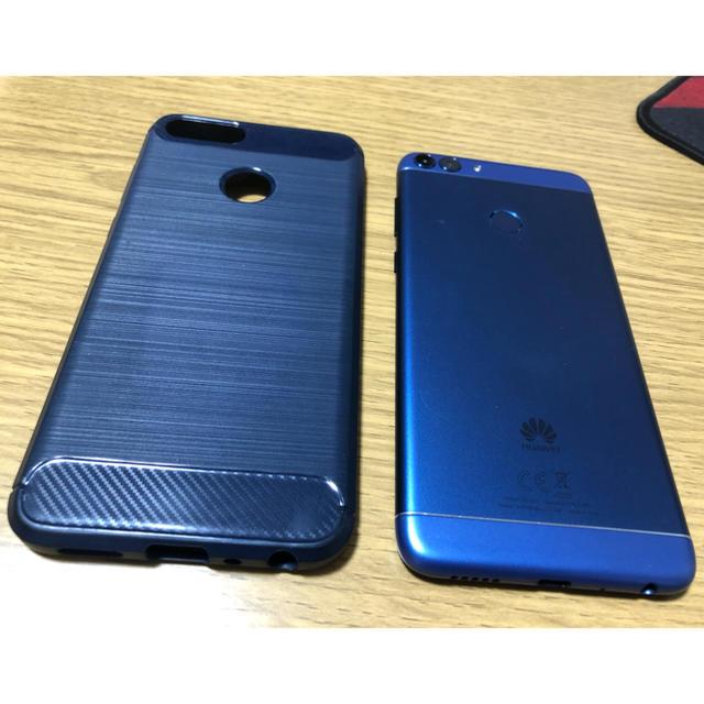 ANDROID(アンドロイド)のHUAWEI nova lite2 simフリー 美品 完動品 スマホ/家電/カメラのスマートフォン/携帯電話(スマートフォン本体)の商品写真