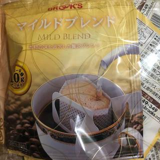 ブルックス(Brooks)のBROOK'S   マイルドブレンド 30袋(コーヒー)