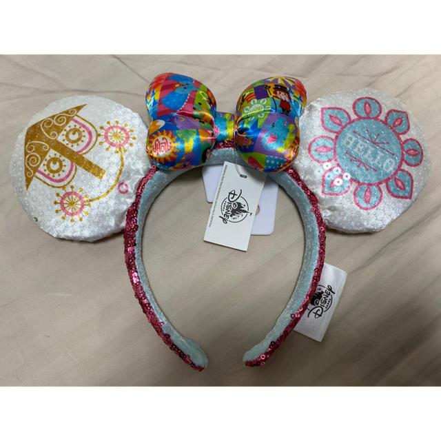 Disney(ディズニー)の海外ディズニーランド 限定 スモワ カチューシャ  エンタメ/ホビーのおもちゃ/ぬいぐるみ(キャラクターグッズ)の商品写真