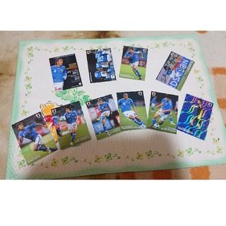 日本代表チップス カード 10枚セット(スポーツ選手)