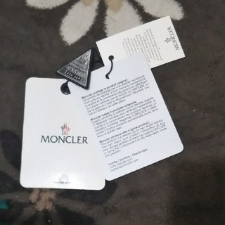 モンクレール(MONCLER)のMONCLERタグ(ダウンジャケット)