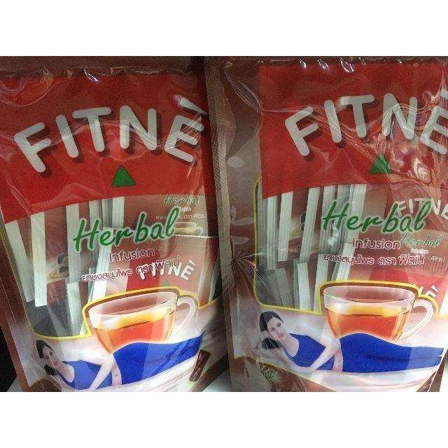 FITNE デトックスティー 1袋 40パック入り 食品/飲料/酒の飲料(茶)の商品写真