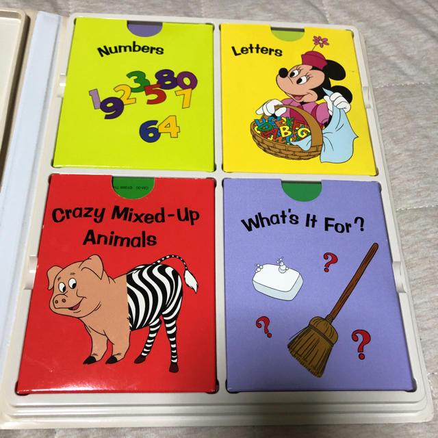 Disney(ディズニー)のDWE  未開封あり シングアロングセット DVD ディズニー英語システム キッズ/ベビー/マタニティのおもちゃ(知育玩具)の商品写真