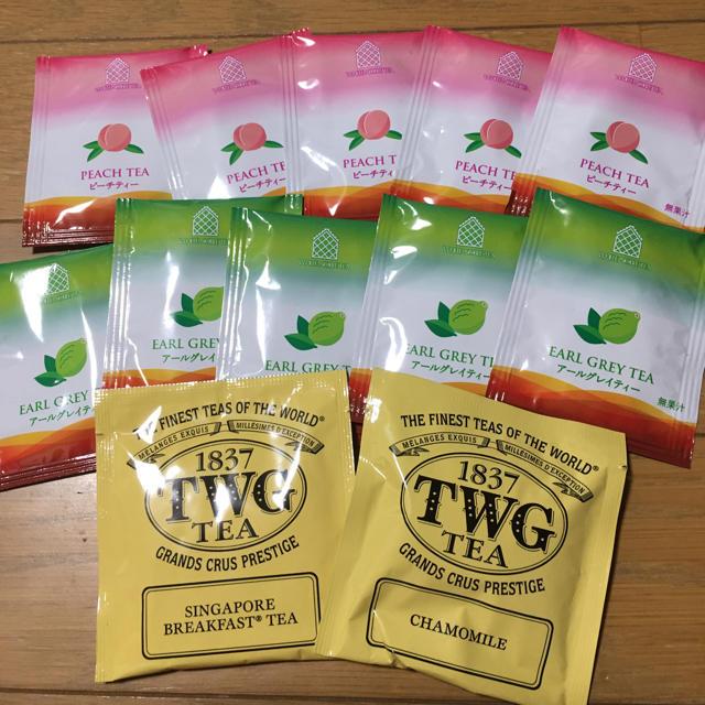 紅茶 12個まとめて。 食品/飲料/酒の飲料(茶)の商品写真