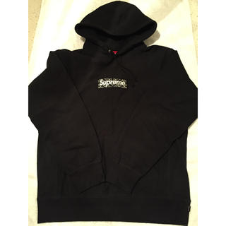 Supreme - Supreme Bandana Box Logo Sweatshirt L