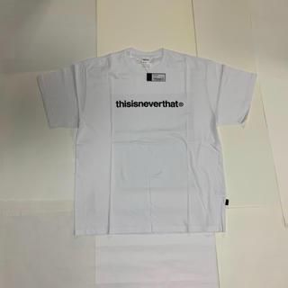シュプリーム(Supreme)の新品未使用!thisisneverthat Tシャツ XLサイズ(Tシャツ(半袖/袖なし))