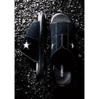 コンバース(CONVERSE)のCONVERSE ADDICT ONE STAR SANDAL 25cm(サンダル)