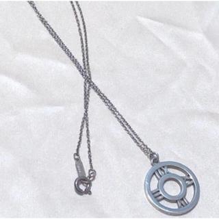 ティファニー(Tiffany & Co.)のTIFFANY&CO ティファニー オープン ペンダント アトラス 925(ネックレス)